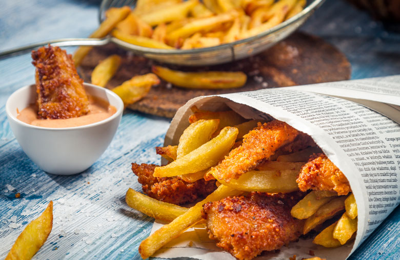 Variety-of-fried-foods