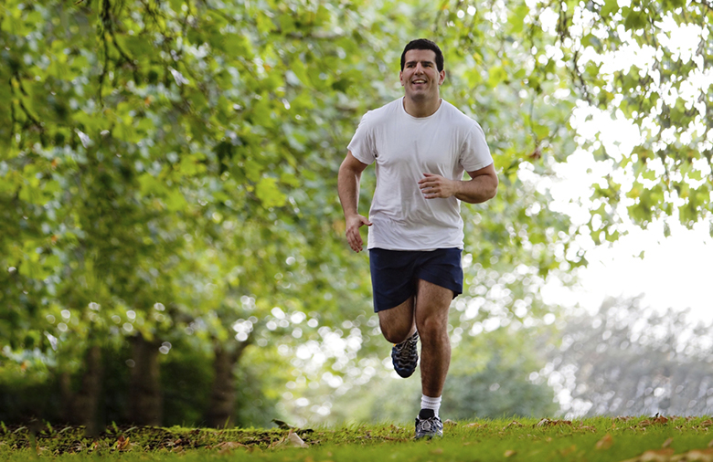 man-running-in-park